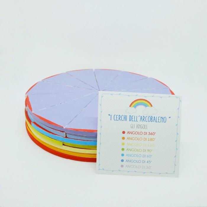 """""""I cerchi dell' arcobaleno"""""""